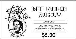 BIff Museum ticket