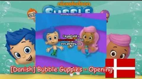 Danish Bubble Guppies - Opening-1