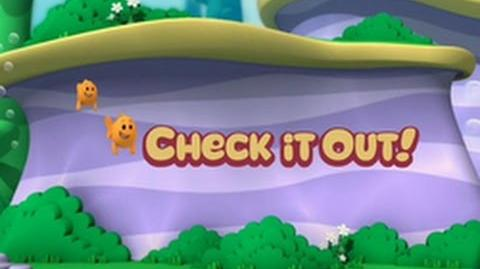 Bubble Guppies Check It Out