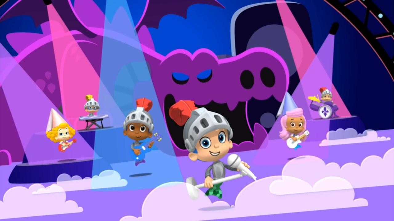 brave brave knights bubble guppies wiki fandom powered by wikia