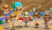 Why dhes she get a special hat