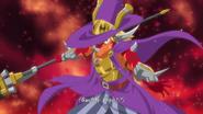 Dragowizard, Magician Drum (Buddy)