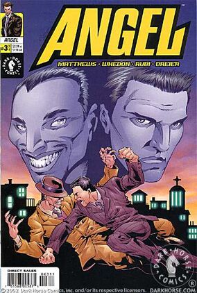 Angel Vol 2-3