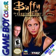Buffy the Vampire Slayer GBC