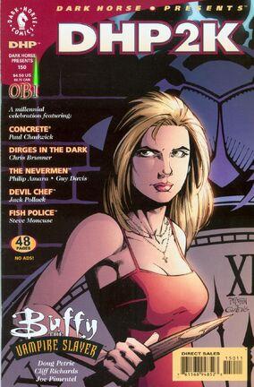 DHP 150 - Buffy the Vampire Slayer - Killing Time c01
