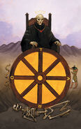 TAROT-Wheel-of-Fortune