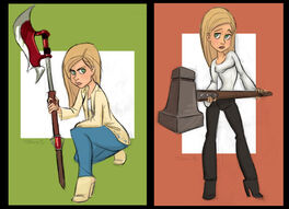 Buffy.weapons
