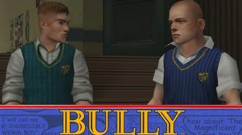 "Bully (PS4 version) - mission ""This is your school"""