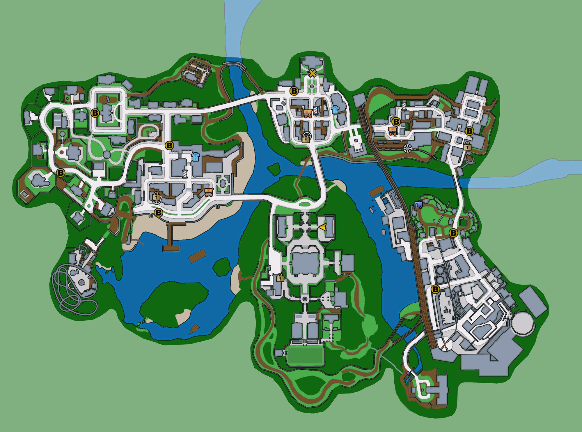 Video Game Maps | NeoGAF