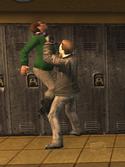 Chokehold lift