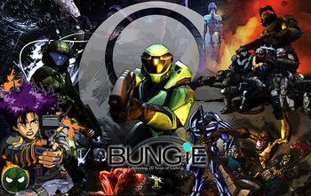 Bungie 20th anniversary by smyf-d3kuij7