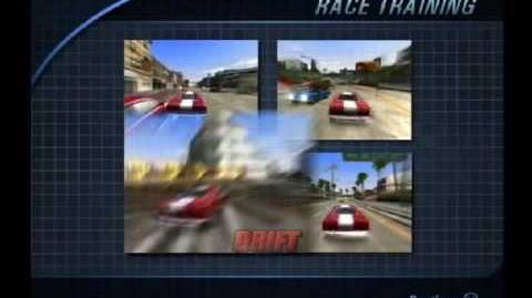 Burnout 3 Race Training