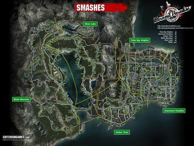 BP-Smashes