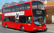 381 to Peckham Bus Station