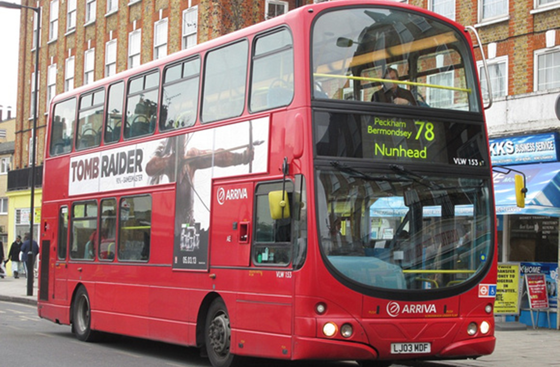London Buses Route 78 Bus Routes In London Wiki Fandom