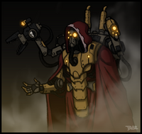 Techpriest by blazbaros-d3c3dgg