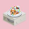 GingerbreadHouse-ServingDish