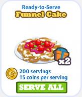 Funnel Cake gift