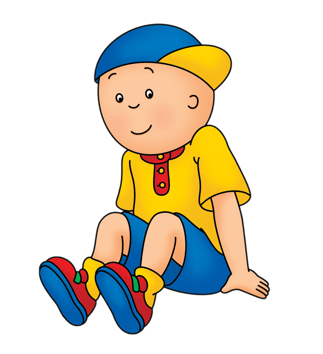 The Kids and the Kitties: Why Caillou isn't THAT Bad     and