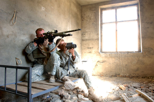 File:Army sniper team Afghanistan.jpg