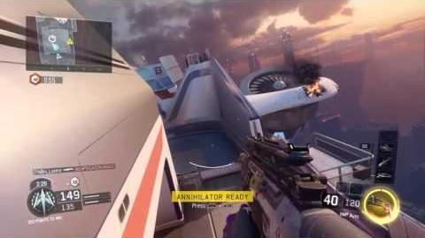 BO3 SKYJACKED GAMEPLAY!!