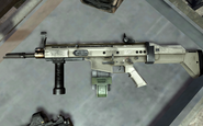 SCAR-H Foregrip 3rd person MW2