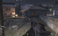 Approaching second house Blackout CoD4.png