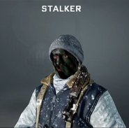 Stalker Face Paint BO