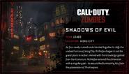 Shadows of Evil Full Biography BO3