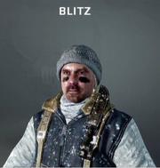 Blitz Face Paint BO