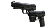 Five Seven Dual Wield menu icon BOII