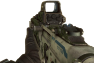 Peacekeeper EOTech Sight BOII