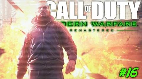 "Modern Warfare Remastered ""The Sins of The Father"" (Campaign Walkthrough PS4)"