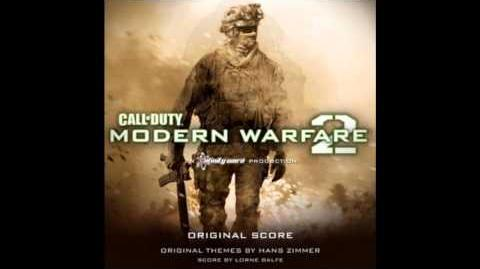 Call of Duty Modern Warfare 2 - Original Soundtrack - 11 Onwards