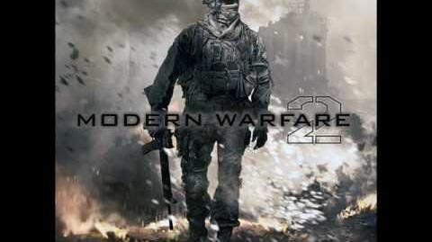 Modern Warfare 2 Official Soundtrack - 17) Coupe De Grace (Betrayal)
