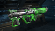 XM-53 Gunsmith Model Weaponized 115 Camouflage BO3