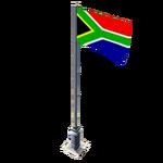 Flag 29 South Africa menu icon CoDH