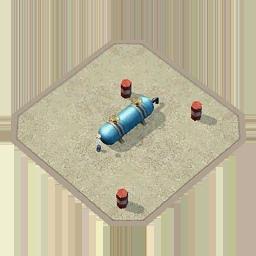Oil Depot menu icon CoDH
