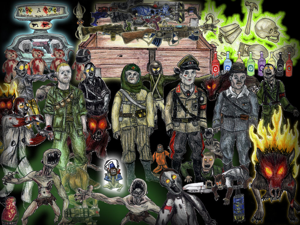 Image - Personal XWilliam45x Zombie Wallpaper.jpg