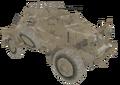 Sd. Kfz. 222 Afrika Korps model CoD2.png