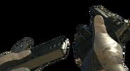 Desert Eagle Tactical Knife reloading MW3
