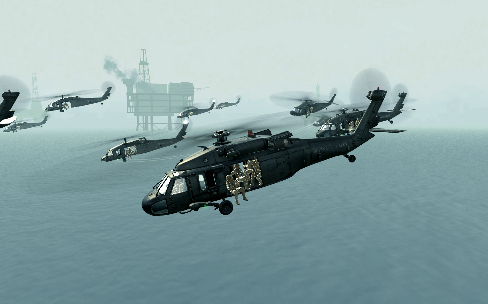 Image - Blackhawks Charlie Dont Surf COD4.png   Call of ...
