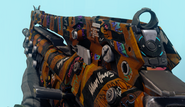 M8A7 First Person WMD Camouflage BO3