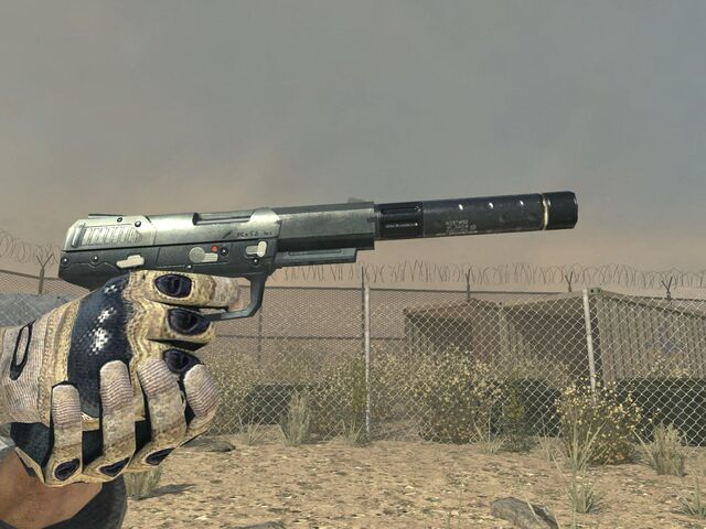 File:Five Seven Silencer 3rd person MW3.jpg