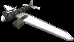 Junkers Ju 88 model WaWDS