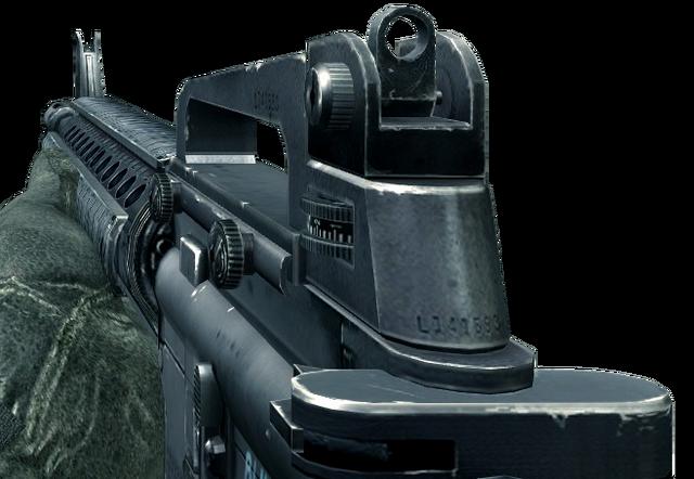 File:M16A4 CoD4.png
