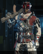 Prophet Archangel outfit BO3