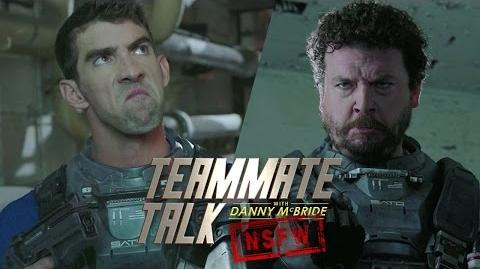 "Official Call of Duty® Infinite Warfare – ""Teammate Talk with Danny McBride"" NSFW"