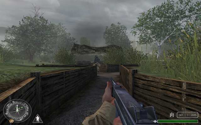 File:Gun 1 trench 2 Brecourt Manor CoD1.png