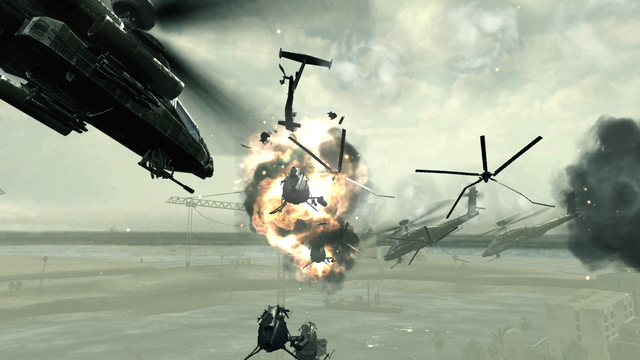 File:AdvancedRookie Bakaara attack helis collision and destruction.png